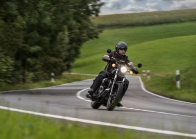 Anhalteweg Motorrad