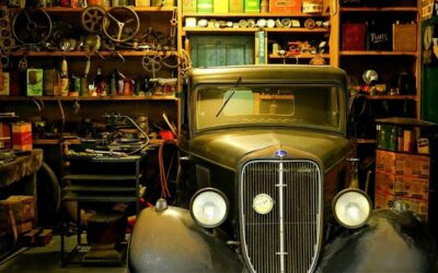 Winterschlaf für den Oldtimer: Garage oder Carport?